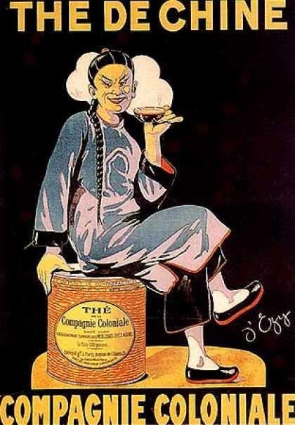 The De Chine by D'Ezy (1925)