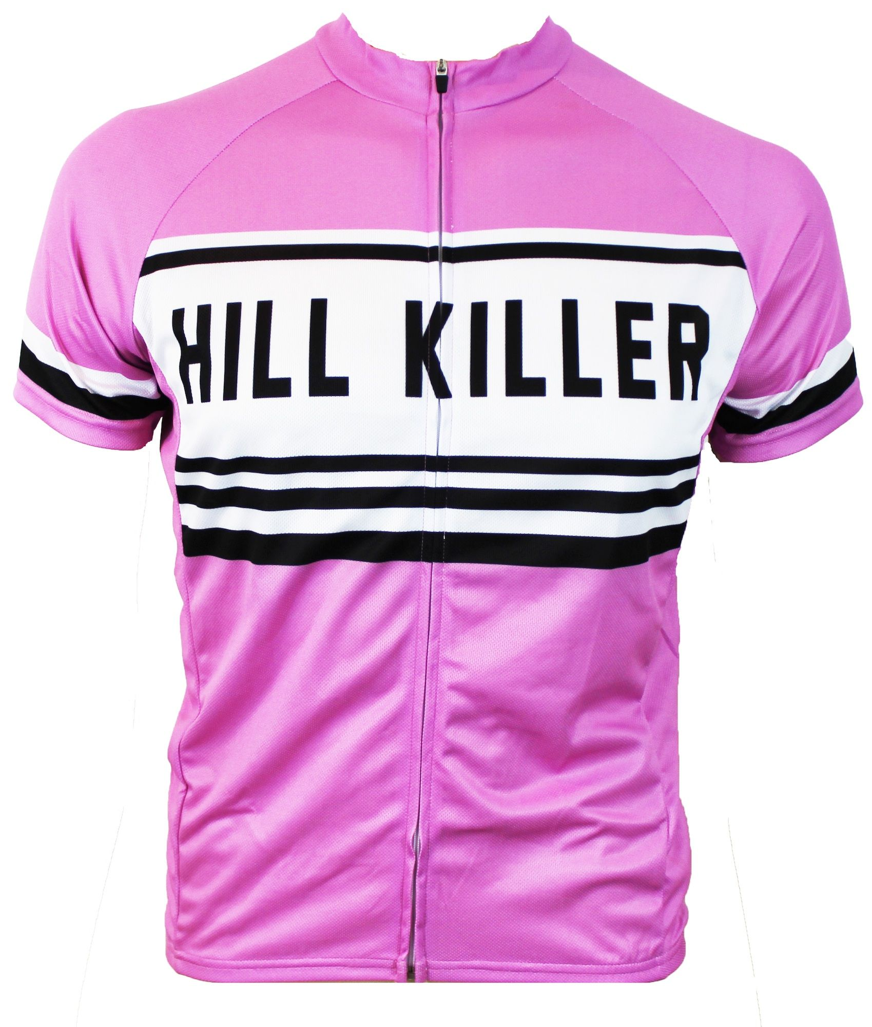 Real Men wears Pink Cycling Jersey - Hill Killer  434c02236