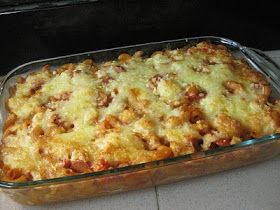 Resepi Nannie Makaroni Bakar Cooking Food Savoury Dishes