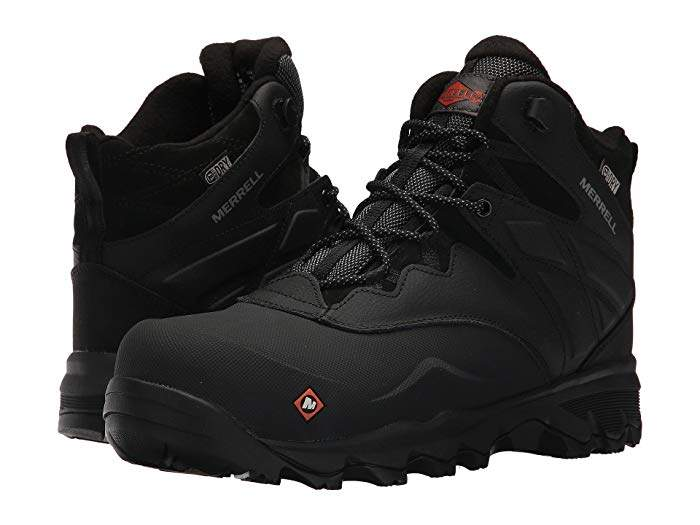 b70e2f0ea0 Merrell Work Thermo Adventure 6 Ice + Waterproof CT in 2019 ...
