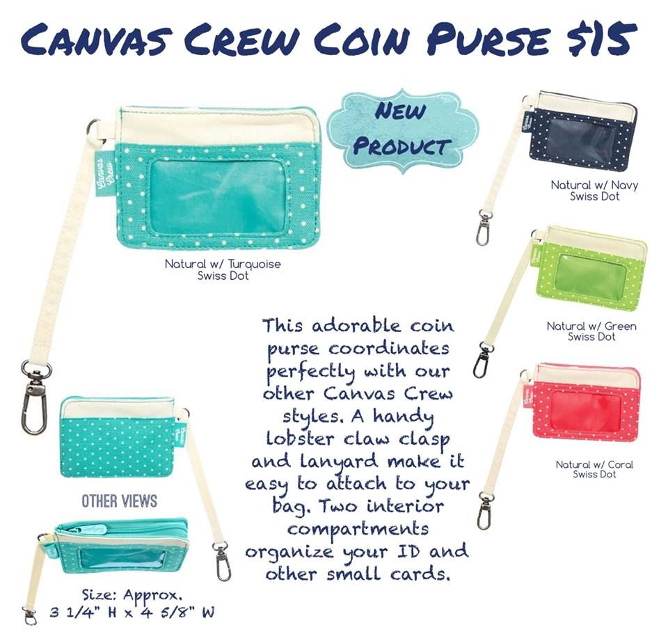 Coin Purse. ID Case | Thirty-One | Thirty