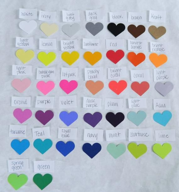 Photo of Paper Heart Garland/ Pink Gray and White Heart Banner / Wedding Backdrop / Bridal Shower Decor / Heart Garland / your color and size choice