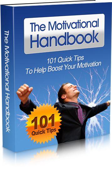 The Motivational Handbook