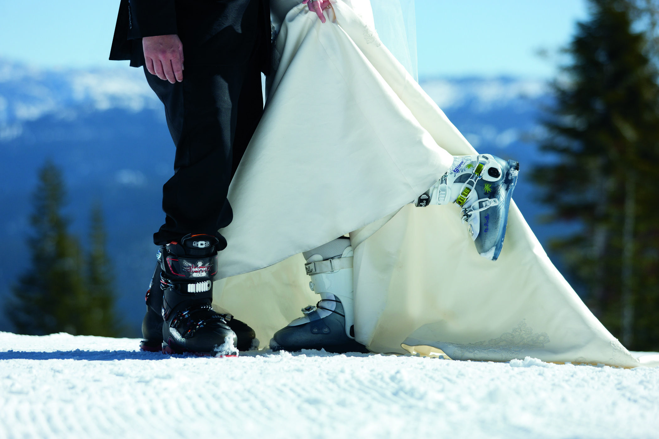 Avid skier? Make your special day slope-side at The Ritz-Carlton, Lake Tahoe during the winter season. Head out on the slopes afterwards and capture once-of-a-lifetime photography right on the slopes!