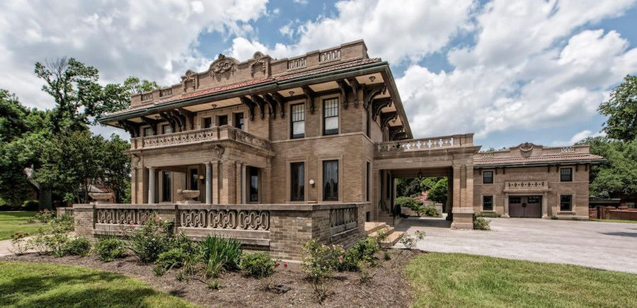 Waco Tx S Fully Restored C 1910 Migel House For 1 2m Photos In 2020 Mansions Old Houses For Sale Texas Mansions