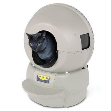 The Best Automatic Cat Litter Box Hammacher Schlemmer Automatic Cat Litter Litter Robot Automatic Litter Box