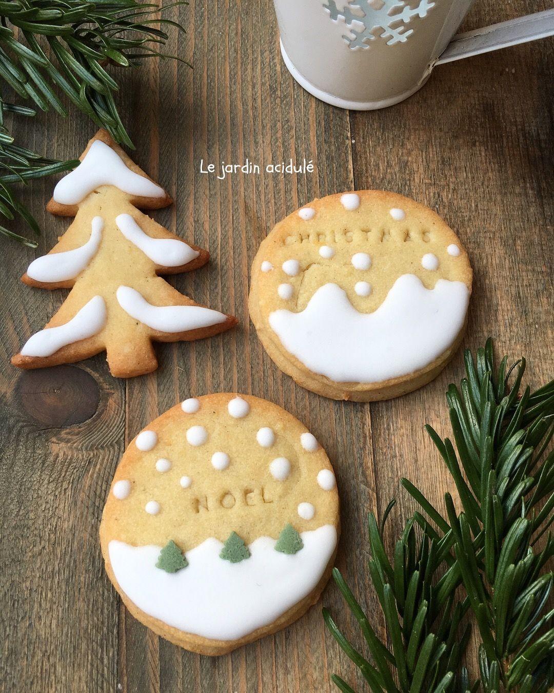 Decoration Biscuit Noel.Biscuits Noël Christmas Cookies Christmas Sweets