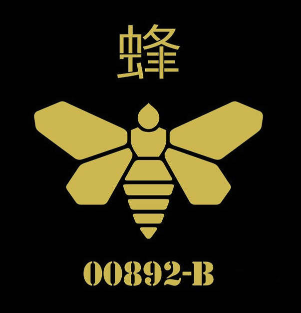 Golden Moth Chemical Breaking Bad Tattoo Breaking Bad Art Breaking Bad