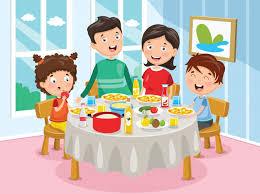 Nino Cenando Animado Buscar Con Google Dibujos Para Ninos Dibujos Para Preescolar Rutina Diaria De Ninos
