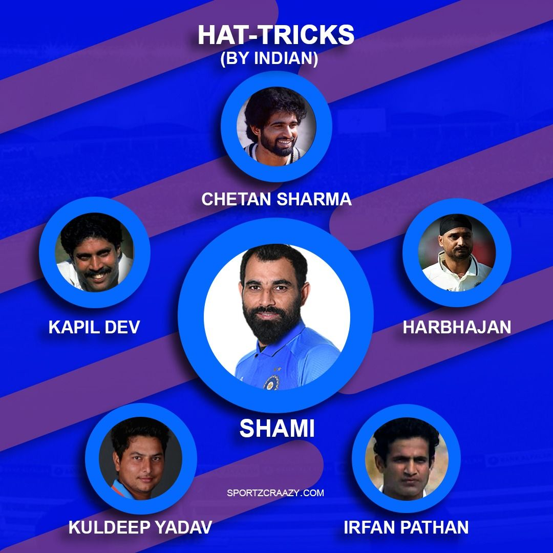 Hat Tricks By Indians Kapil Dev Pathan Cricket World Cup