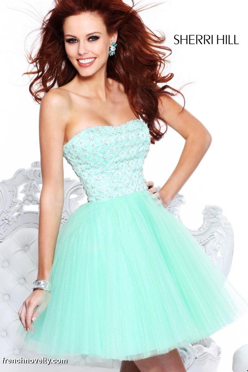 Light Blue Short Prom Dresses   Short Light Blue Prom Dresses ...