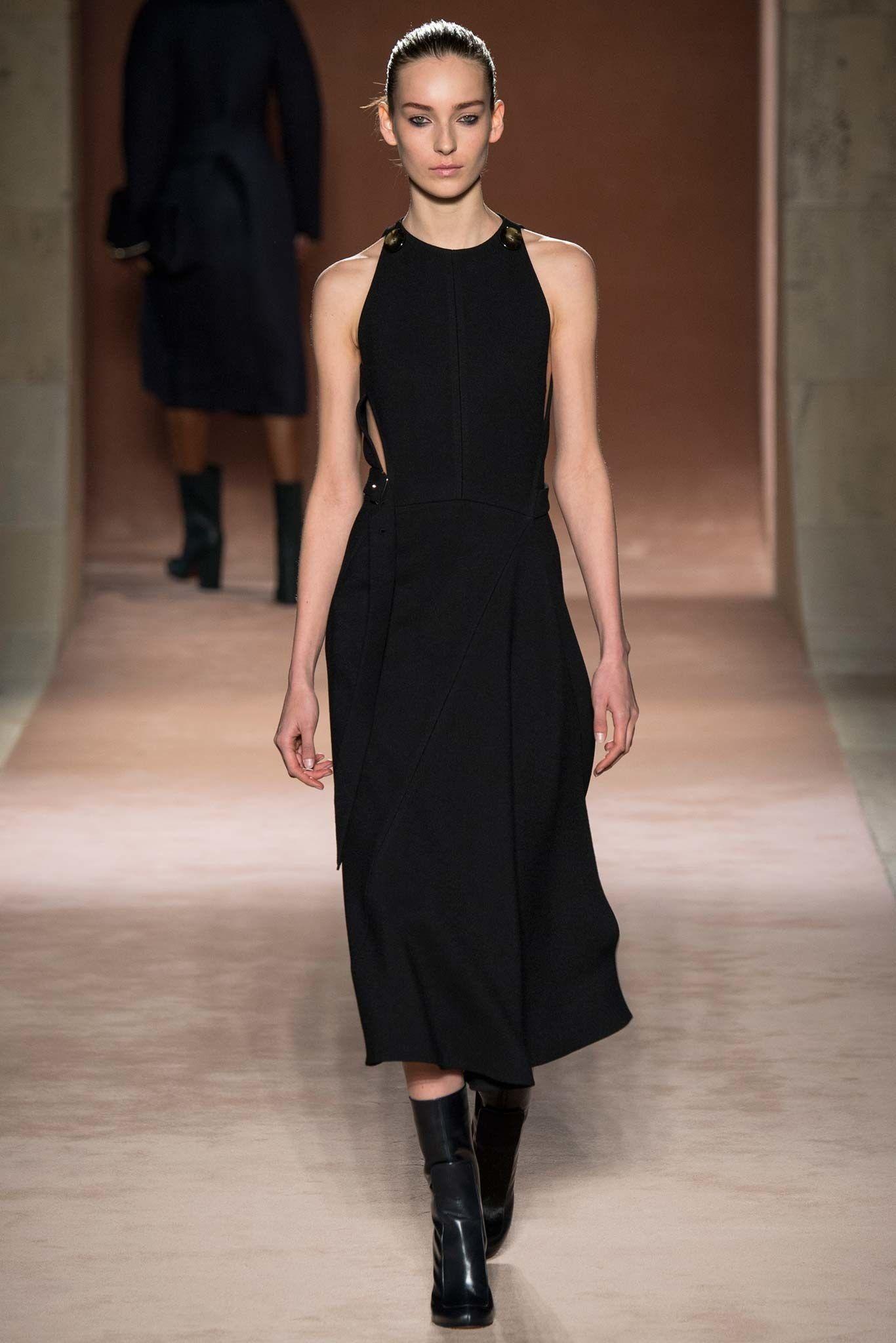 Victoria Beckham Fall 2015 ReadytoWear Fashion Show