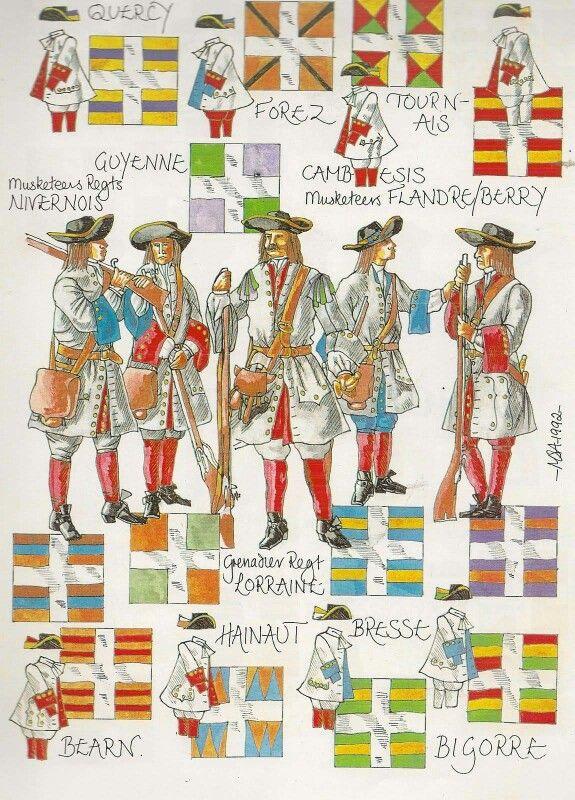 Army of Louis XIV (5)