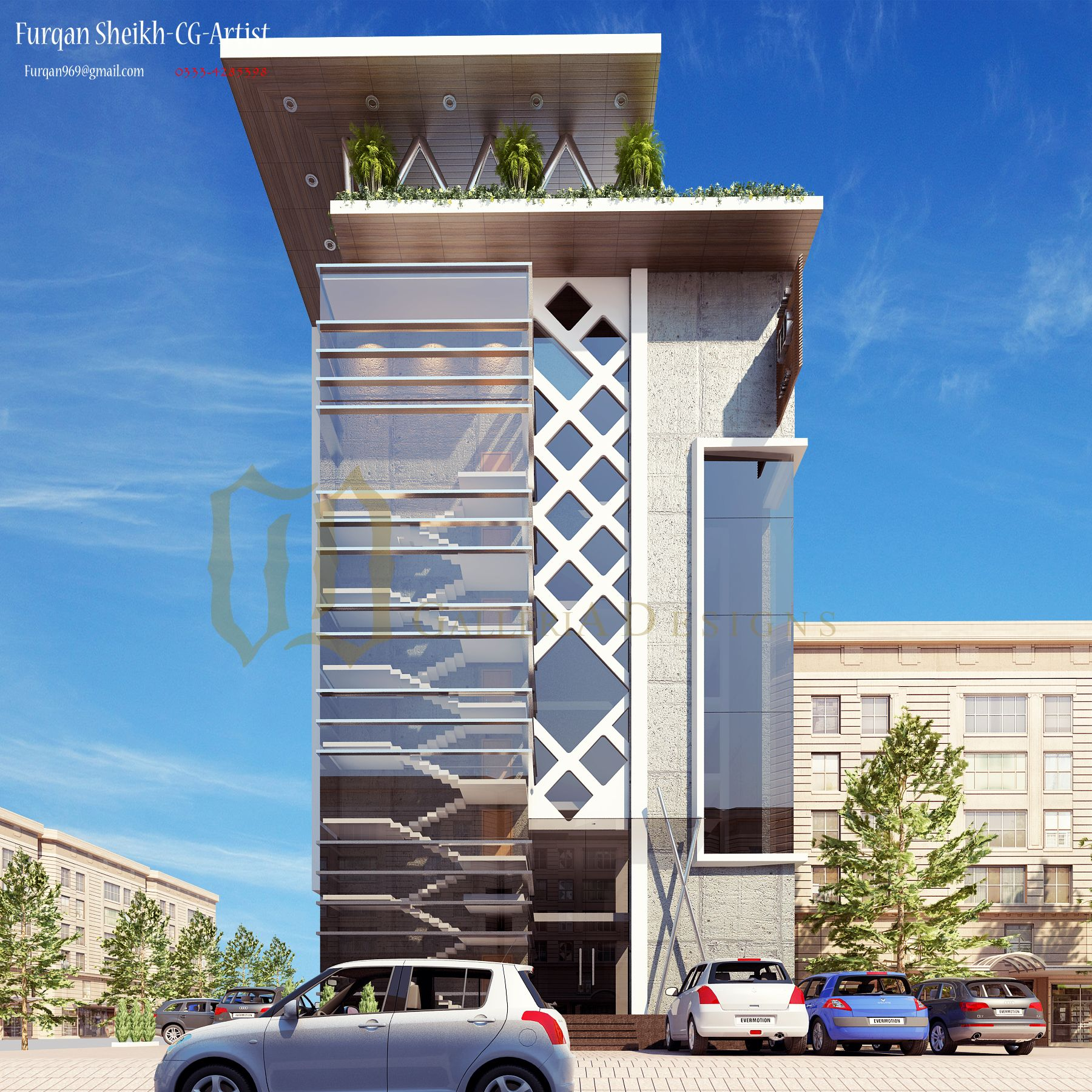 Corporate Building Design: Pin By Vijay Jangid On Building