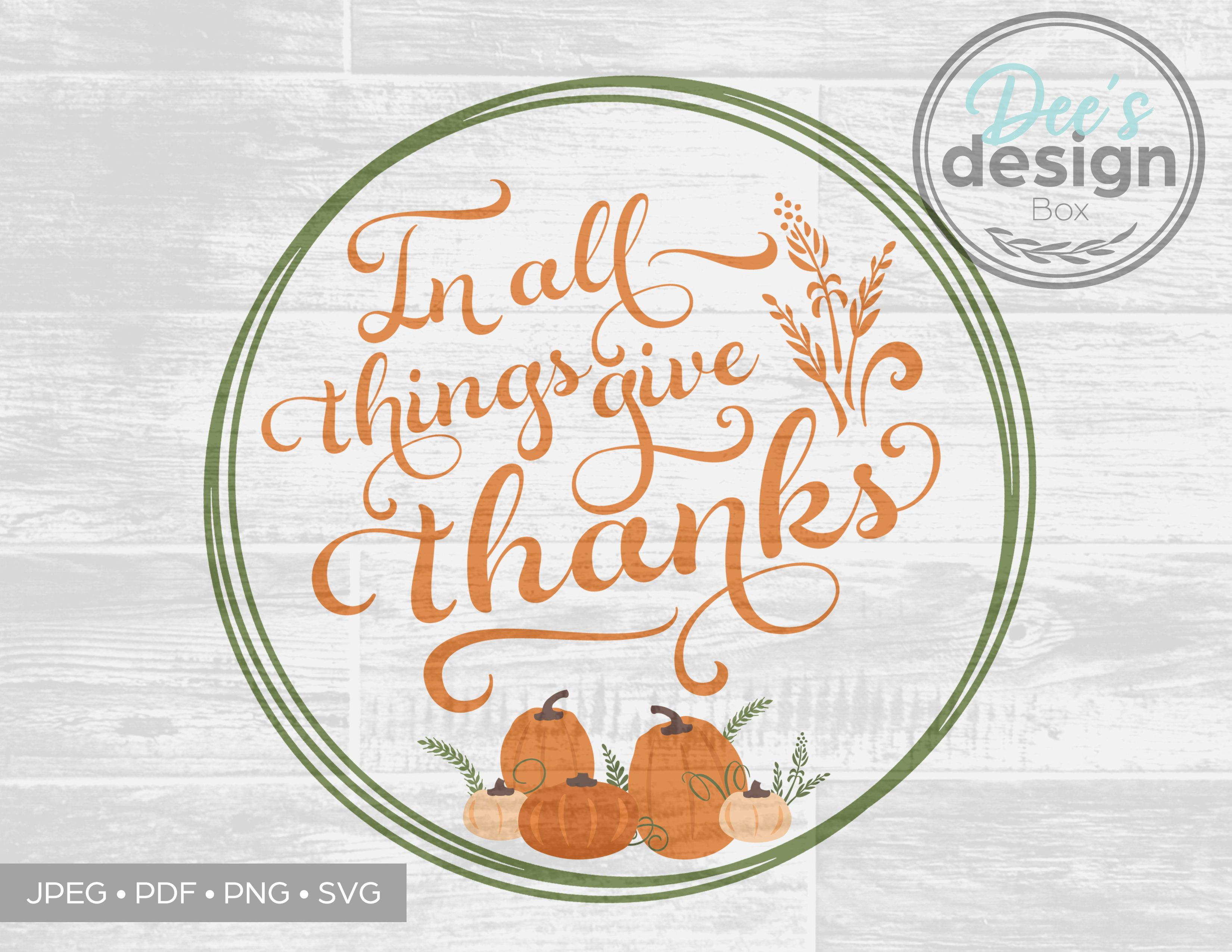 38+ In all things give thanks clipart ideas in 2021