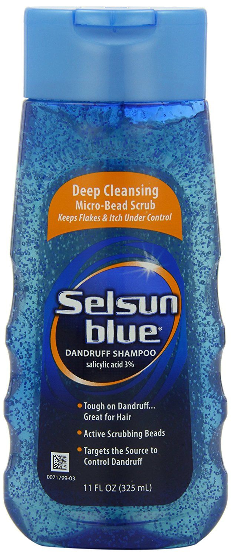 Selsun Blue Deep Cleaning, Dandruff Shampoo, 11Ounce