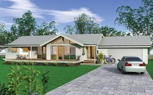 Rotoiti - House Plans New Zealand | House Designs NZ | Планы Дома ...