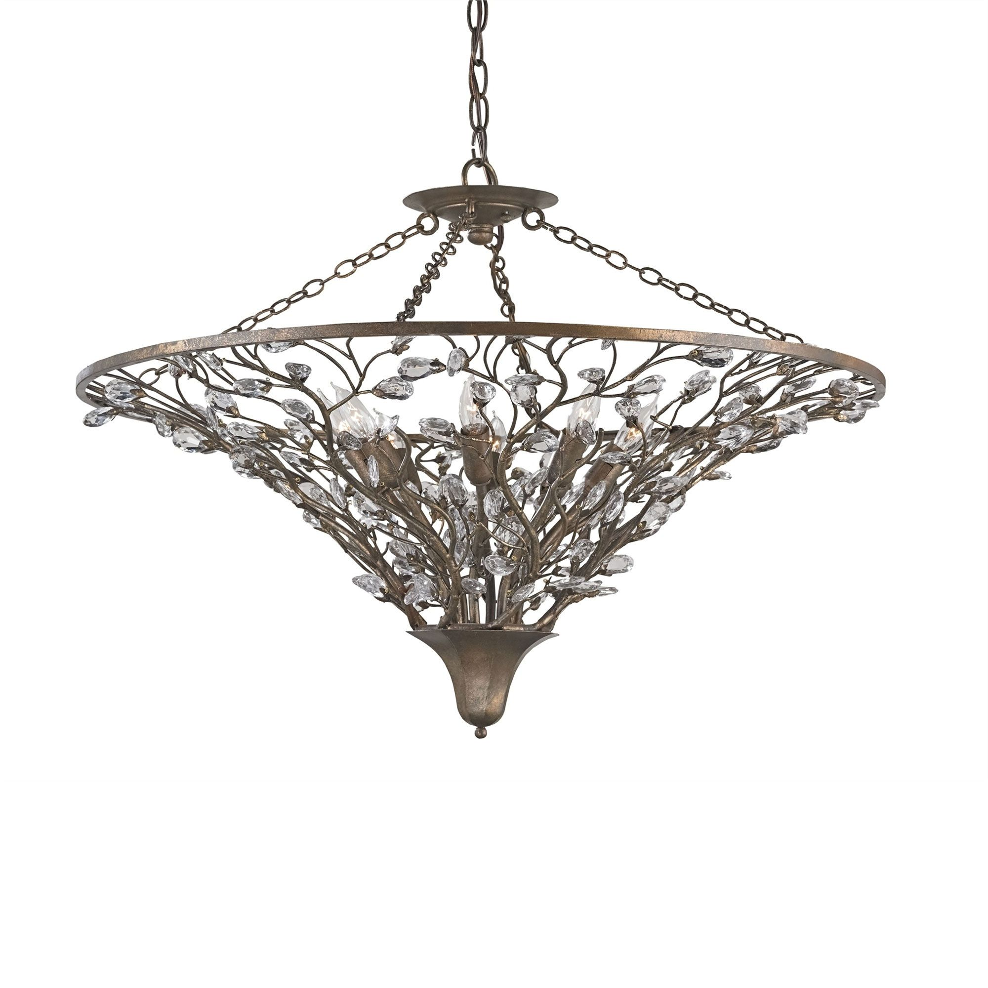 Giselle Chandelier By Currey And Company 9610 Cc Chandelier Design Chandelier Decor Large Foyer Chandeliers