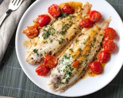 filets de sole sauce citron recette poisson recette fruits de mer filets de sole et recette. Black Bedroom Furniture Sets. Home Design Ideas