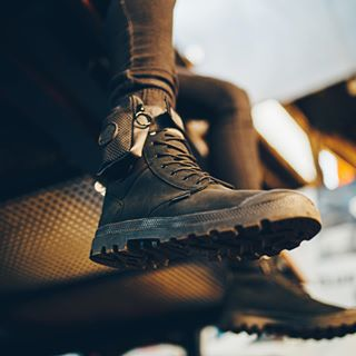 Boots, Palladium boots, Waterproof boots