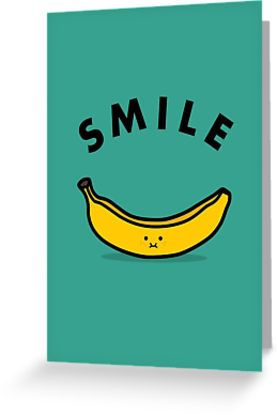 Funny Birthday Card Banana Card You Re Not Old You Re Ripe