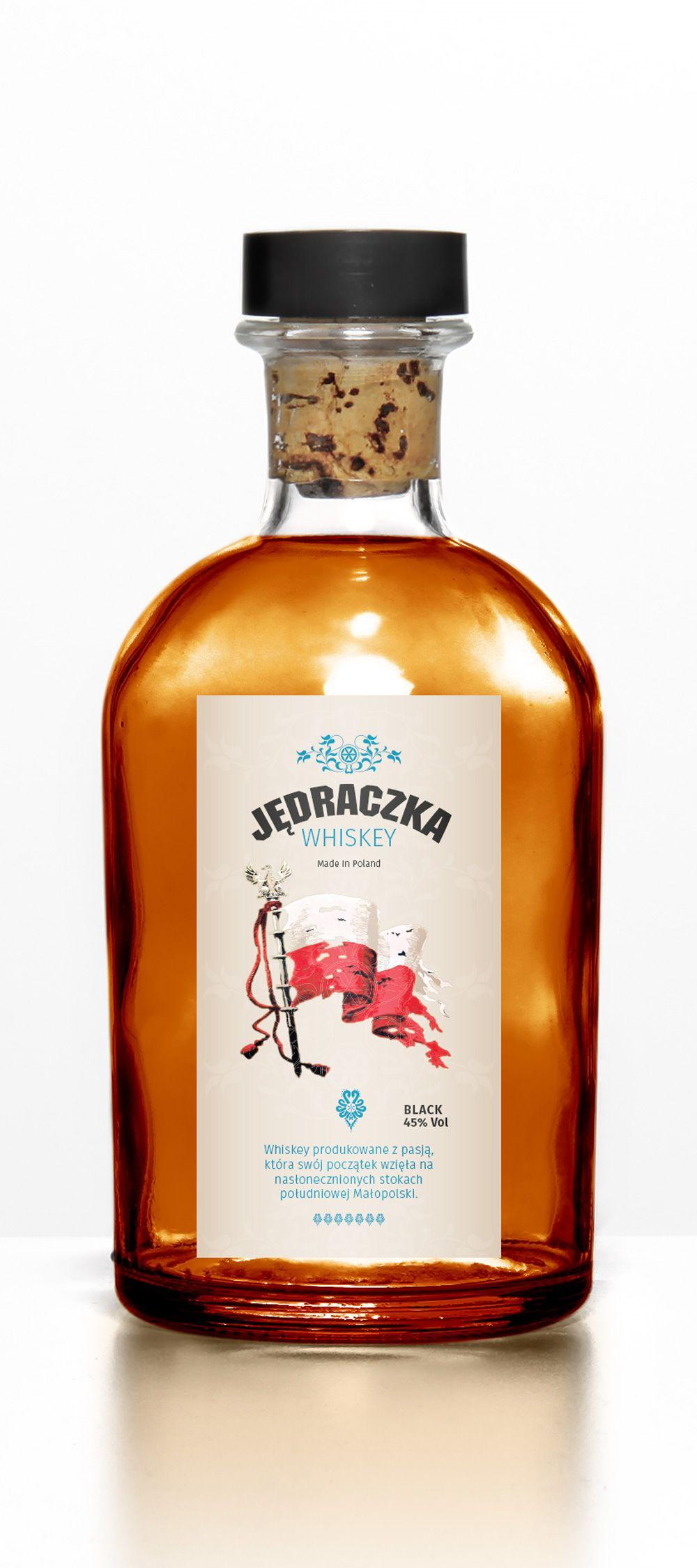 Projekt Etykiety Na Whiskey With Images Whiskey Ilustrator