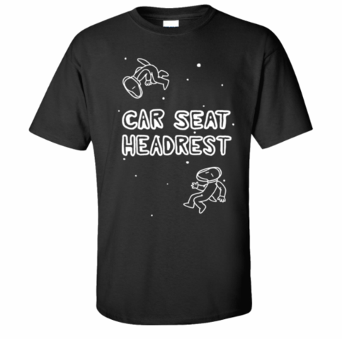 How To Leave Town T Shirt Car Seat Headrest Online Store