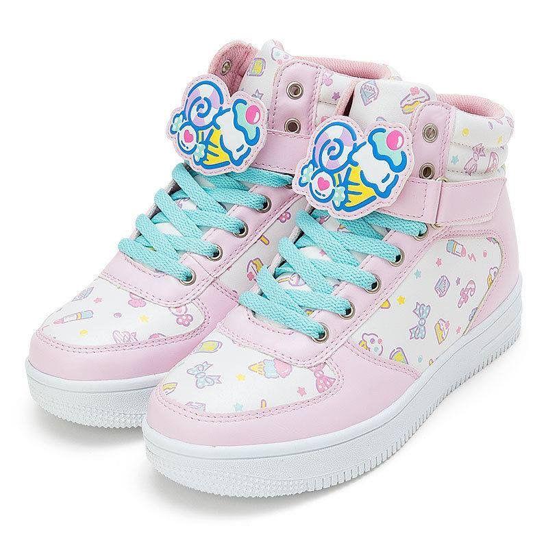 df2638c4d5d Fresh Punch Sneakers by Sanrio