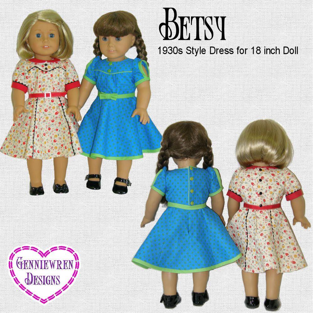 1930\'s Betsy Dress 18\