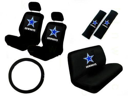 11 Piece NFL Auto Interior Gift Set