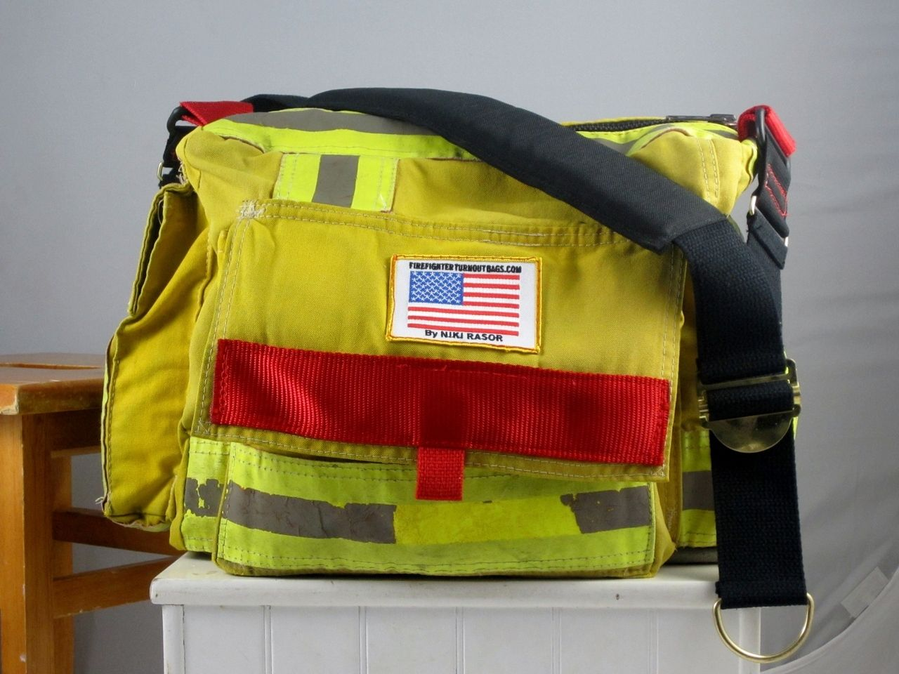 Firefighter Turnout Bags By Niki Rasor Baby Proof Bag 150 00 Http