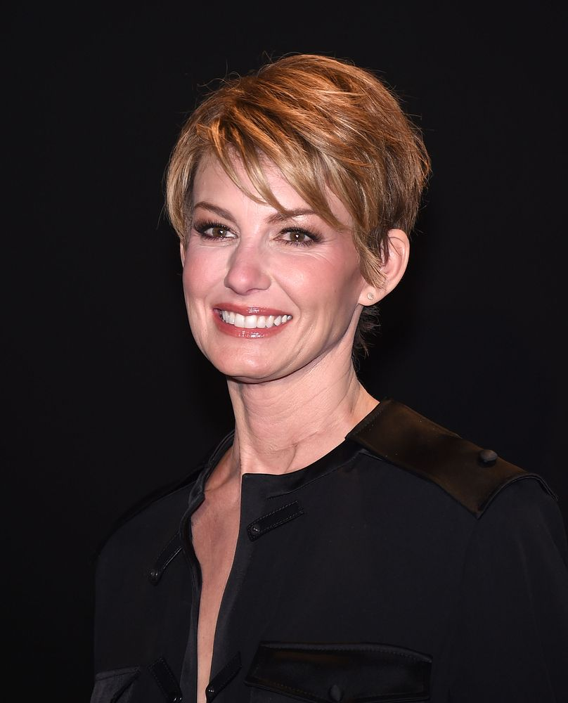 image result for faith hill short hair | hair in 2019