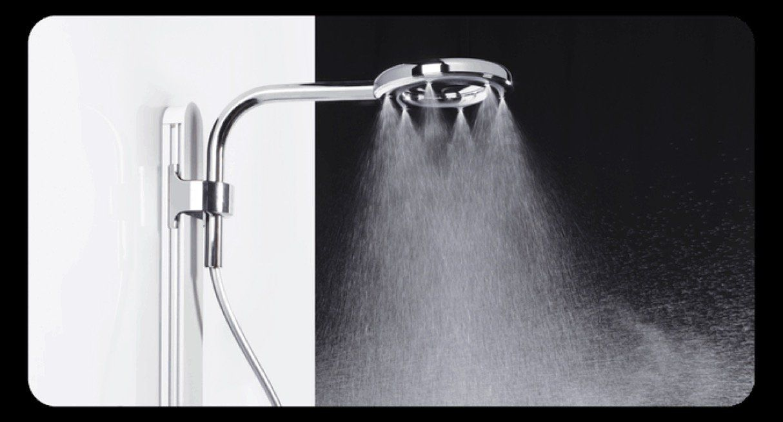News Kickstarter Tim Cook Invested In Nebia Shower Head After