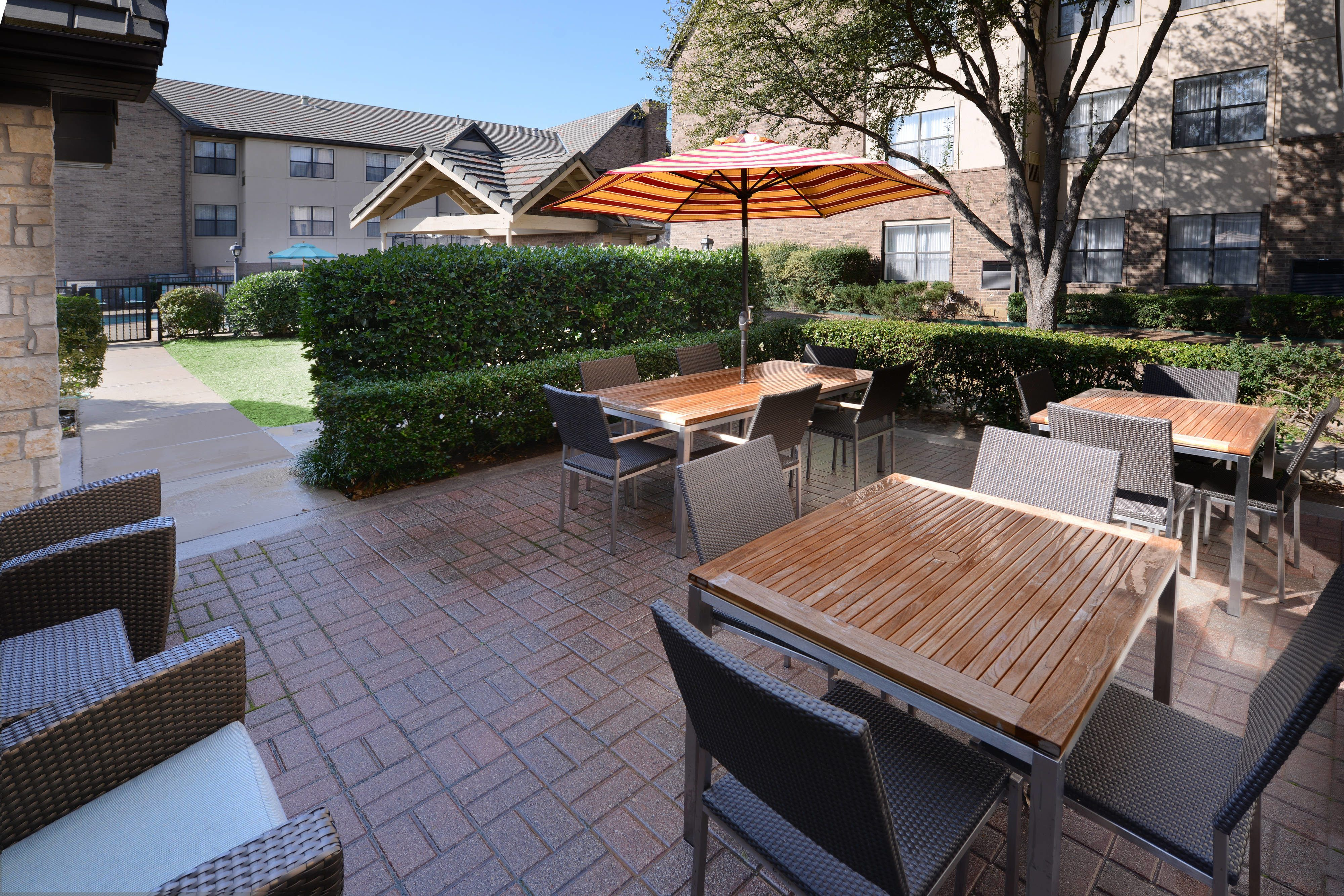Residence Inn Dallas Plano/Legacy Outdoor Patio Hotels,