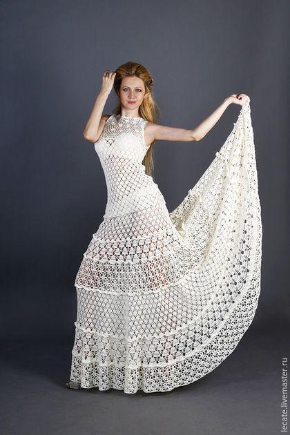 3dbc025abd9 Платья ручной работы. Ярмарка Мастеров - ручная работа. Купить Ажурный  костюм из льна