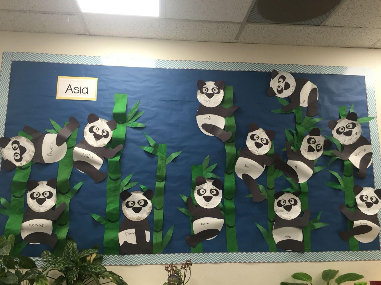 Panda Bulletin Board