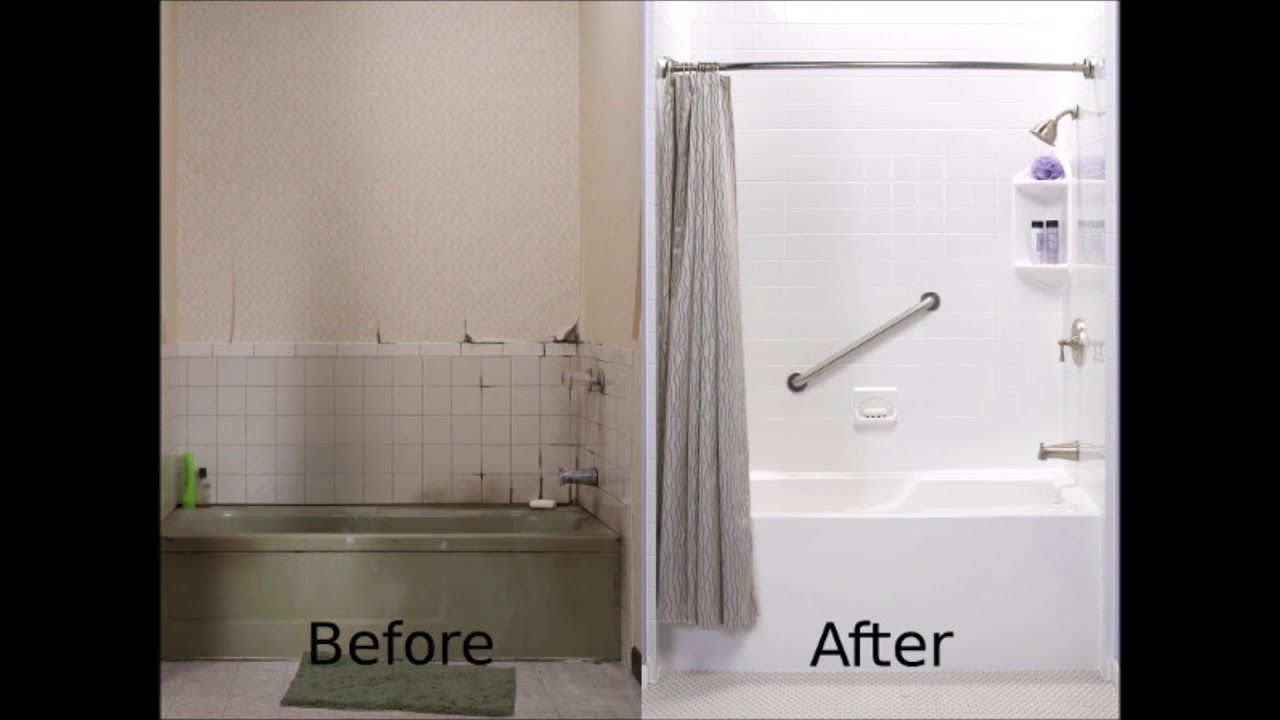Bathtub Liners Shower Liner Installation Services In Lincoln Ne