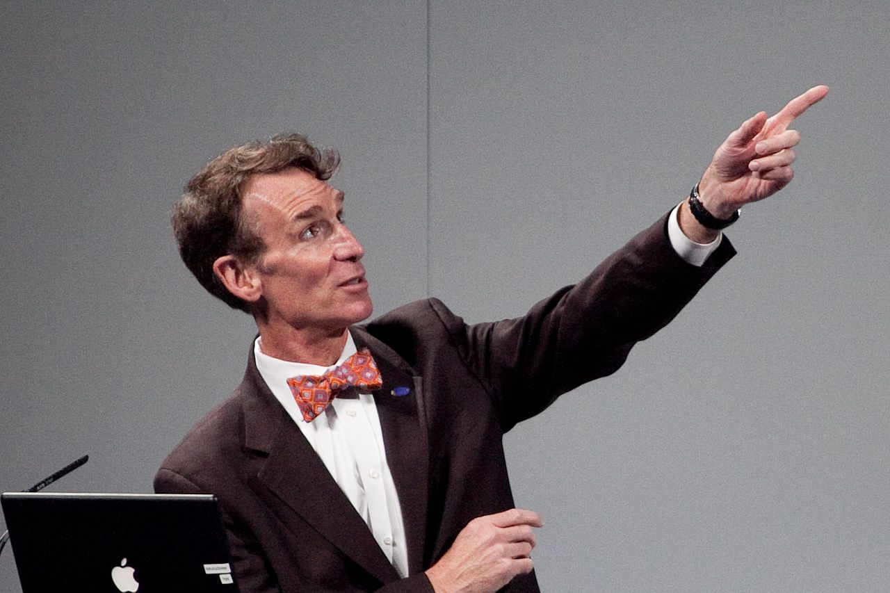 Bill Nye The Science Guy Makes Cnn S Climate Change