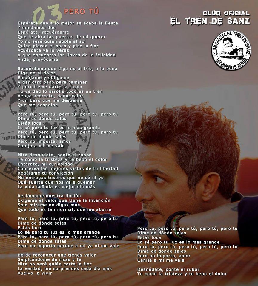 Alejandro Sanz Alejandro Sanz Musica Y Recuerdame