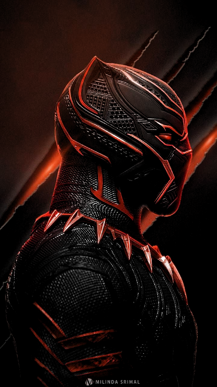 Download Black Panther Wallpaper By Slfxbox 29 Free On Zedge Now Browse Black Panther F Black Panther Marvel Black Panther Art Superhero Wallpaper