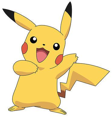 25 Pikachu Nickname Raiden Japanese Meaning Rai Thunder And Den Lightning Type Electric Starting Level 5 Does N Pokemon Decal Pikachu Pokemon