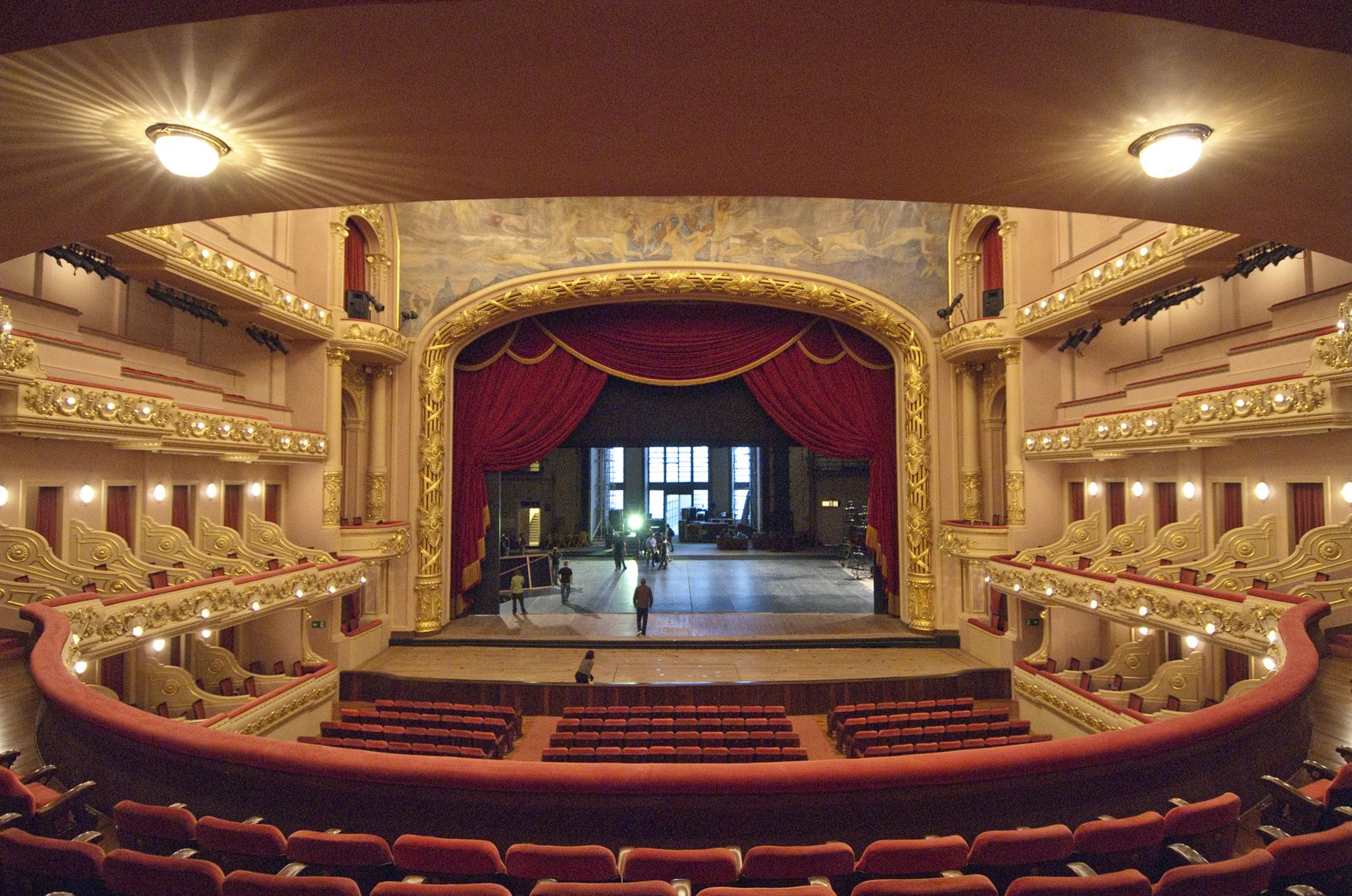 theater proscenium arch - Google Search | Theater ...