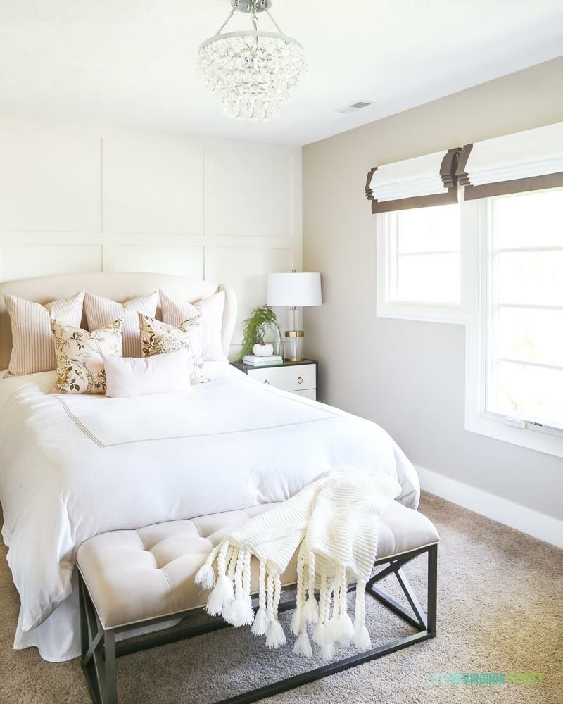 Paneling Behind The Bed