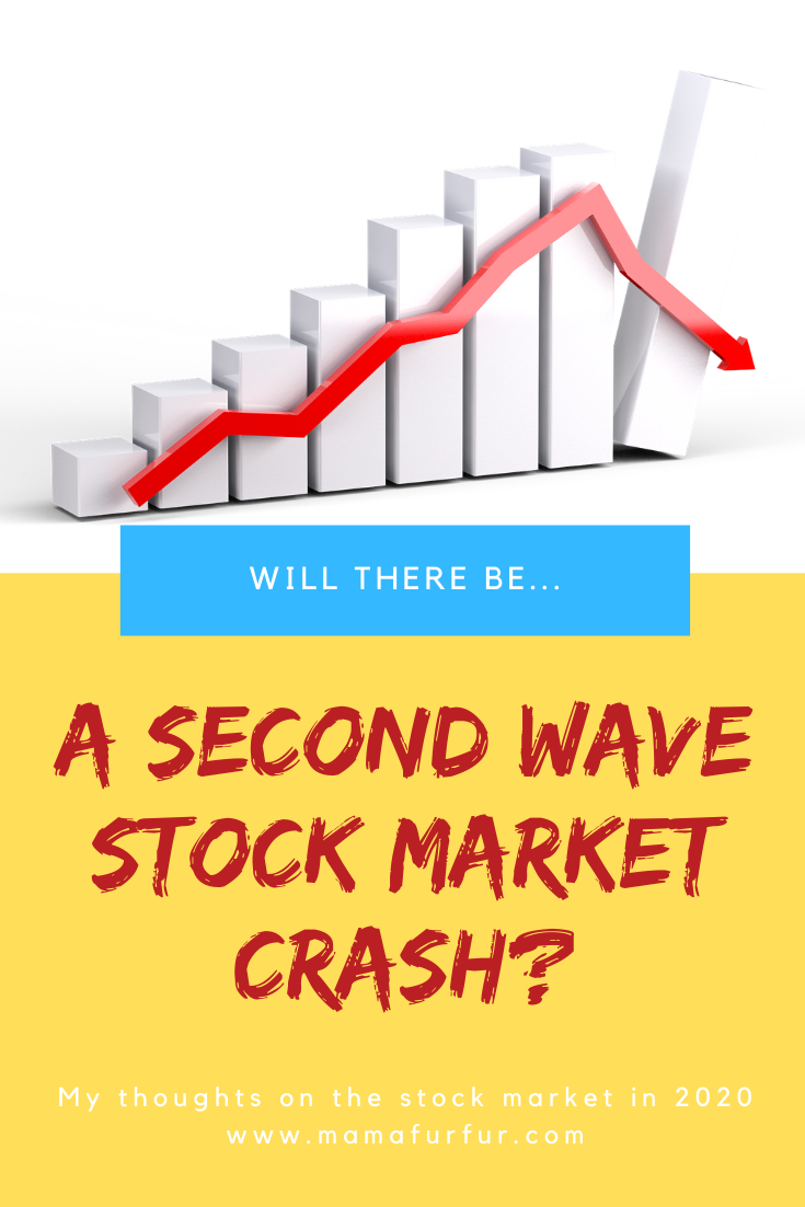 Second Wave Stock Market Crash 2020 When Will Stock Market Return To Normal In 2020 Stock Market Crash Stock Market Best Money Saving Tips