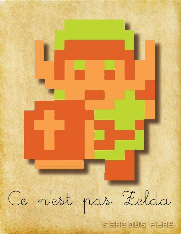 Ce n'est pas Zelda or The Treachery of Princesses