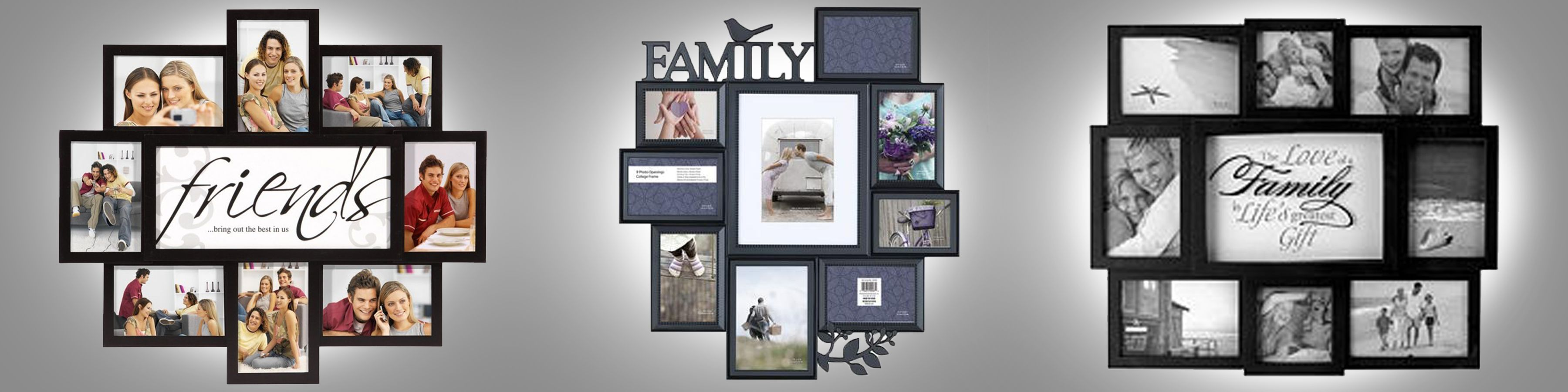 Fromthearmchair Awesome Different Types Of Photo Frames Photo Frame Design Frame Photo Frame Gift
