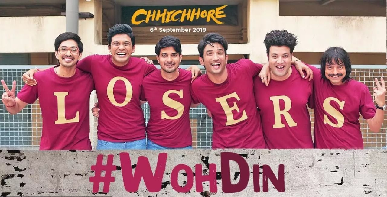 New Friendship Song From The Movie Chhichhore Is Wohdin Is Released For Watching Video And Lyrics Click On The Li Sushant Singh Songs Hindi Movie Song