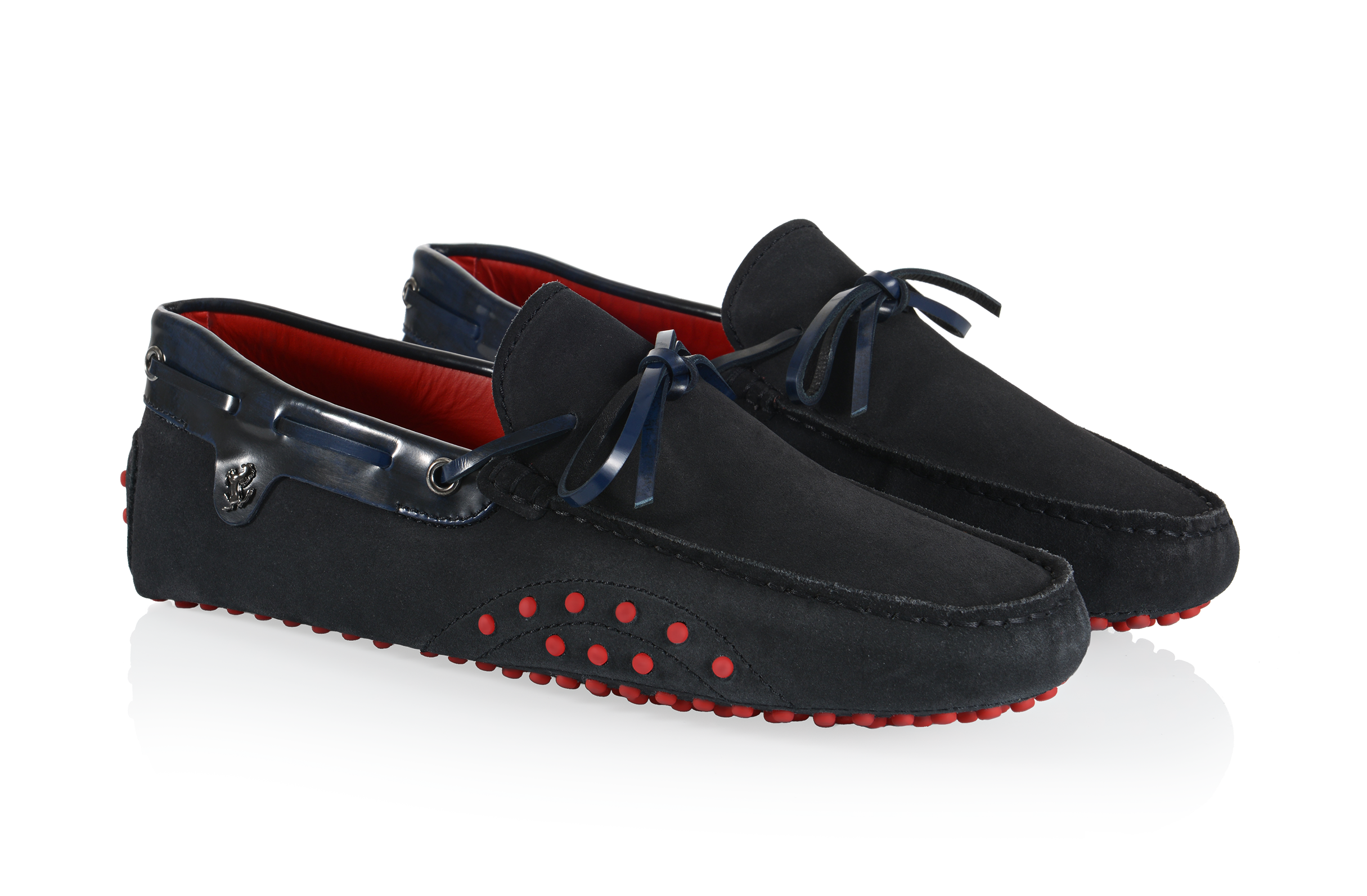 Gommino Mocassins Tods for Ferrari in Suede Tod's uhKuS0