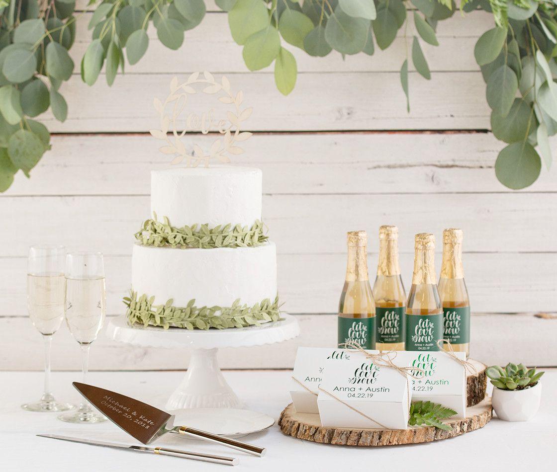 2018 Spring Wedding Lookbook | Let Love Grow | Beau-coup | Decor ...