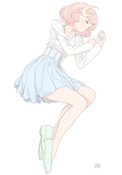 Embrace the Yuri Animasi, Gadis animasi, Gambar anime